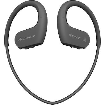 Sony NW-WS623 4 GB Waterproof Walkman MP3 Player with Bluetooth - Black