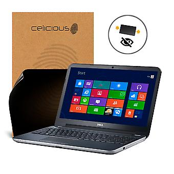 Celicious Privacy 2-Way Anti-Spy Filter Screen Protector Film Compatible with Dell Inspiron 15R 5537