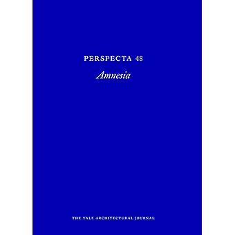 Perspecta 48 - Amnesia by Aaron Dresben - Edward Hsu - Andrea Leung -