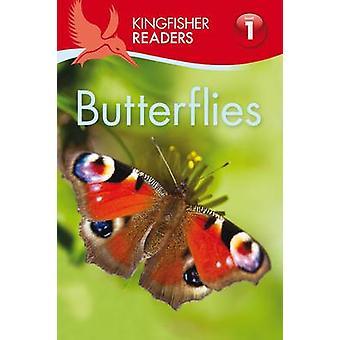 Martin-pêcheur lecteurs - papillons (niveau 1 - débutant à lire) (Ma principale