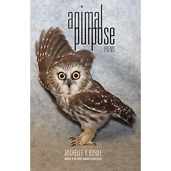 Dierlijke doel - gedichten door Michelle Y. Burke - 9780821421987 boek