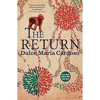 The Return by Angel Gurria-Quintana - 9780857054364 Book