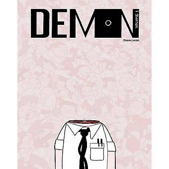 Demon - Volume 1 by Jason Shiga - 9781626724525 Book