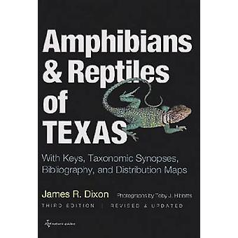 Amphibians and Reptiles of Texas - met sleutels - taxonomische Synopses - Bi