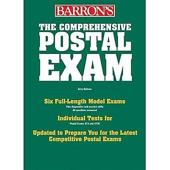 Barron's Comprehensive Postal Exam 473/473-C