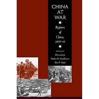 Kina i krig: regioner i Kina, 1937-45
