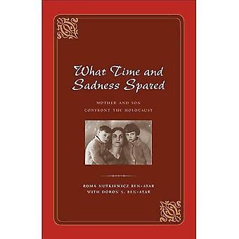 Welke tijd en verdriet gespaard: moeder en zoon confronteren de Holocaust