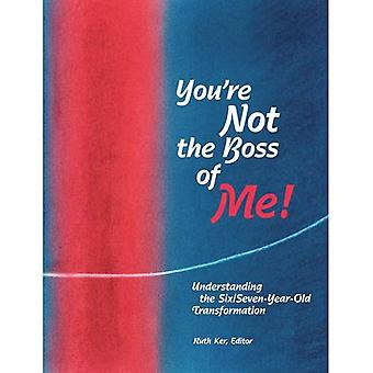 You're Not the Boss of Me!: Understanding the Six/Seven-year-old Transformation