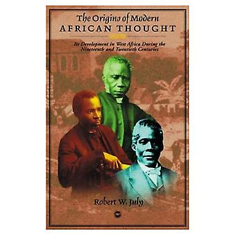 Origins of African Political Thought