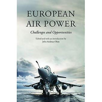 Europeiska flygstridskrafter: Utmaningar och möjligheter