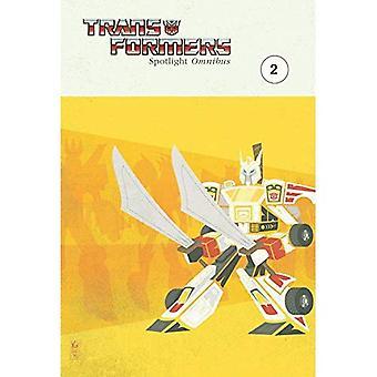 Transformateurs: Spotlight Omnibus Volume 2