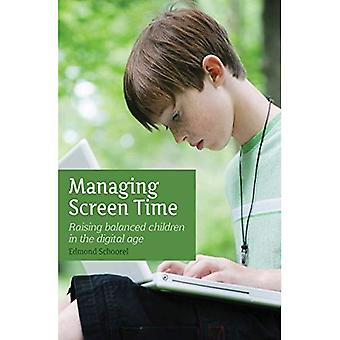 Managing Screen Time: Raising Balanced Children in the Digital Age