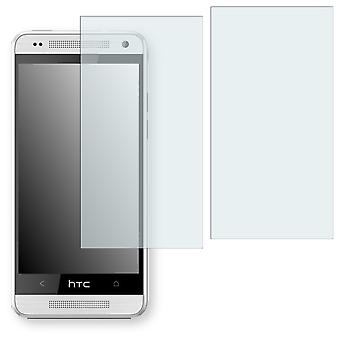 HTC M4 display protector - Golebo crystal clear protection film