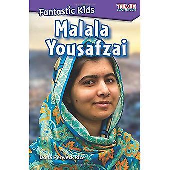 Fantastiques Kids: Malala Yousafzai (exploration de lecture)