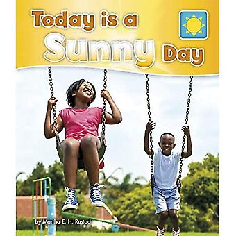 Today is a Sunny Day (Pebble Books: What Is the� Weather Today?)