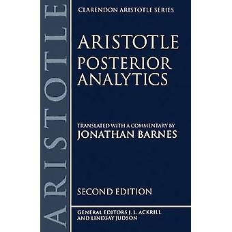 Posterior Analytics by Aristotle