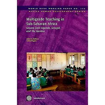 Enseignement multigrade en Afrique subsaharienne par Mulkeen & Aidan G