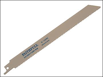 Faithfull Bi-Metal Sabre Saw Blade S1118BF (Pack of 5)