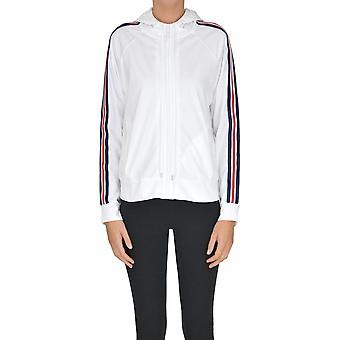 P.a.r.o.s.h. White Polyester Sweatshirt