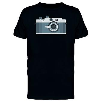 Black Vintage Camera Tee Men's -Image by Shutterstock