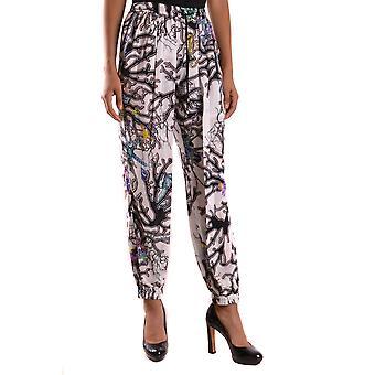 Just Cavalli Multicolor Viscose Pants