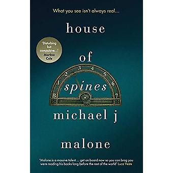 House of Spines by Michael J. Malone - 9781910633861 Book