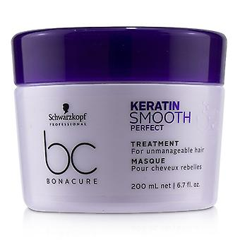 Schwarzkopf BC Bonacure Keratin Smooth Perfect Treatment (For Unmanageable Hair) 200ml/6.7oz