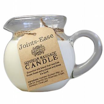 Bamboo Soybean Joints Ease Blend Massage Candle