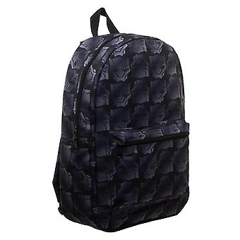 Marvel Black Panther Movie Logo Sublimated Backpack