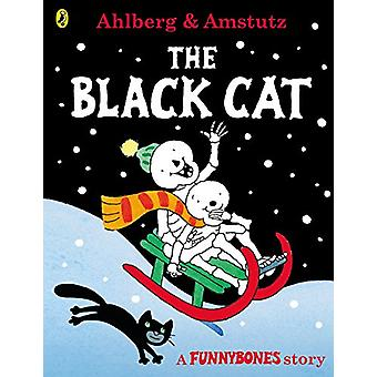 Funnybones - The Black Cat by Allan Ahlberg - 9780141378718 Book