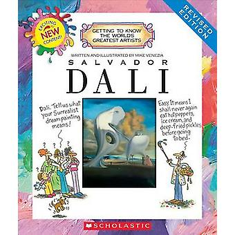 Salvador Dali (Revised Edition) by Mike Venezia - 9780531213247 Book