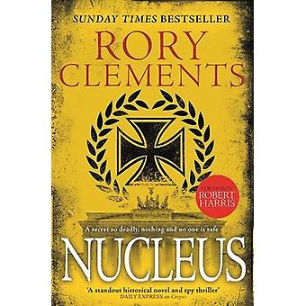 Nucleus by Rory Clements - 9781785763724 Book