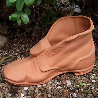 Terracotta Planter - Tramp Boot Planter