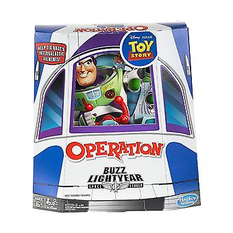 Operation Buzz Lightyear Version Toy