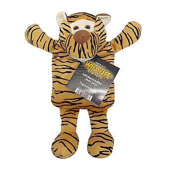 Kids Microwave Lavender Wheat Pack: Tiger