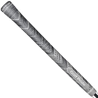 Golf Pride Multi Compound Cord MCC Plus4 Mid Size Golf Grip Charcoal