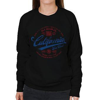 London Banter California West Coast Women's Sweatshirt
