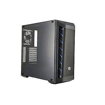 Cooler master masterbox mb511 cabinet midi-tower blue