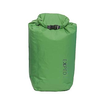 Exped Bright Fold Drybag Emerald Green (22L)