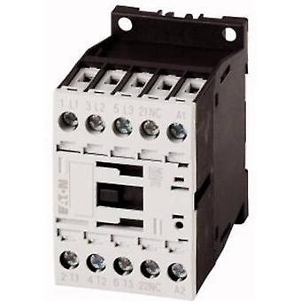Eaton DILM9-01(24VDC) Contactor 1 pc(s) 3 makers 4 kW 24 Vdc 9 A + auxiliary contact
