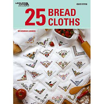 Leisure Arts 25 Bread Cloths La 4849