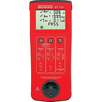 Benning ST 710 E Insulation measuring device,