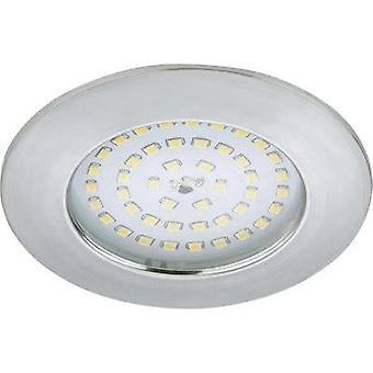 LED bathroom flush mount light 10.5 W Warm white Briloner 7206-019 Aluminium