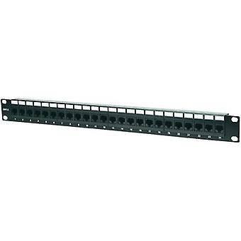 24 ports Network patch panel Intellinet 520959 CAT 6