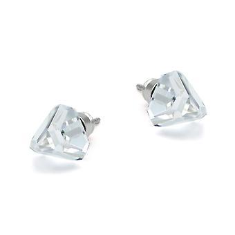 Crystal stud earrings EMB13.4