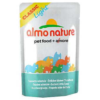 Almo nature Small Oriental Tuna (Cats , Cat Food , Wet Food)