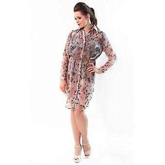 Multi colour printed ggt  Dress