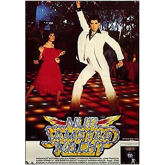 Saturday Night Fever film plakat (11 x 17)