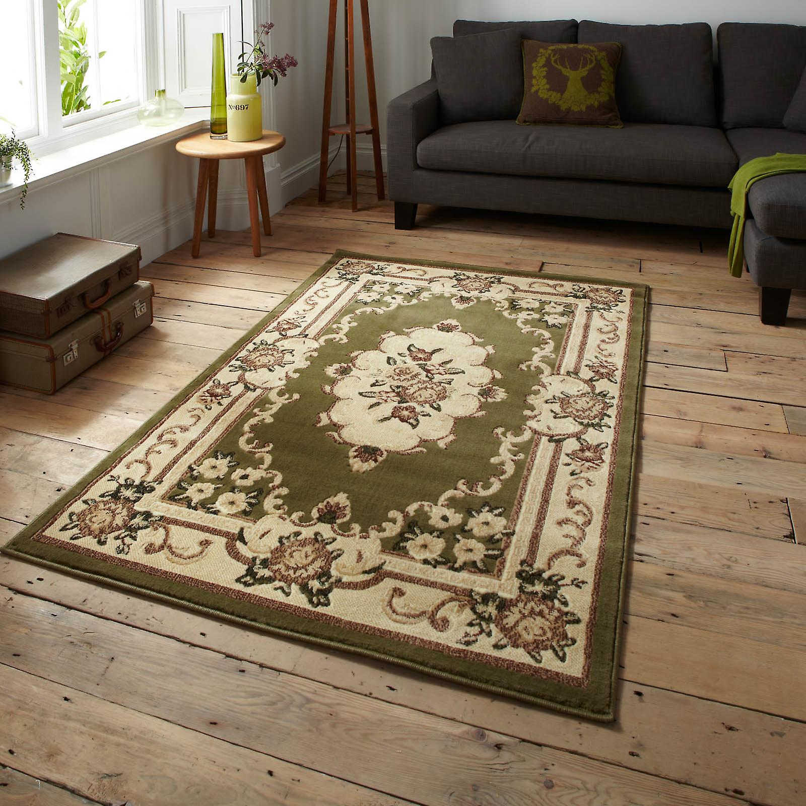 Marrakesh Rugs In Light Green