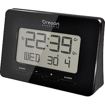 Radio Alarm clock Oregon Scientific RM 938 black Black Alarm times 2